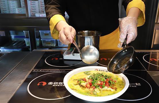 开酸菜鱼加盟店怎样运营效率更高?
